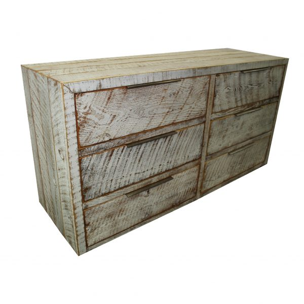 White-Washed-Modern-Rustic-Dresser-2